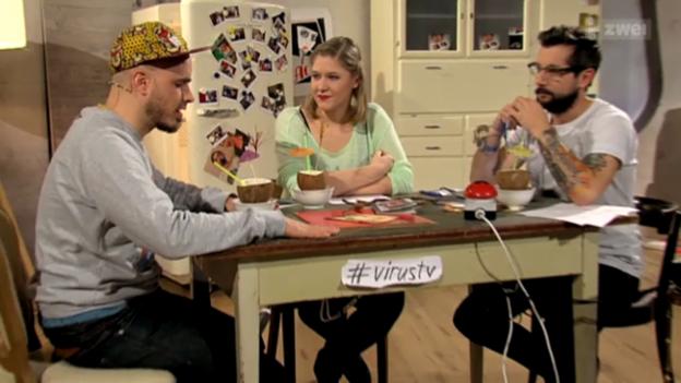 Video ««Virus» - (33) mit Dodo Jud, Reggaemusiker» abspielen