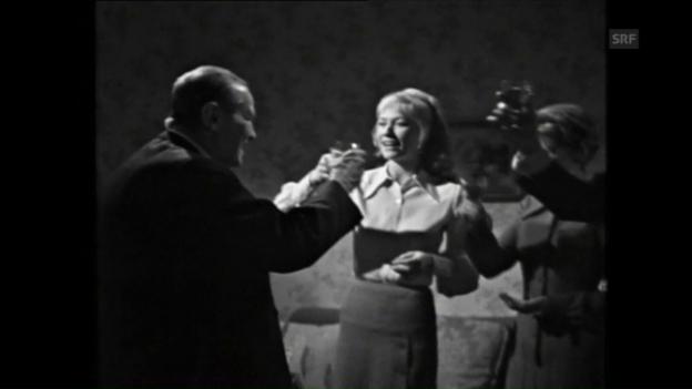 Video «Auf die Freiheit («Fünfundsechzig: Die Pension», 9.4.1971)» abspielen