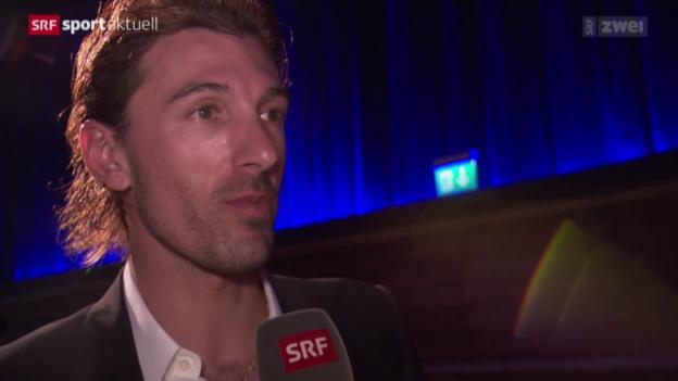 Video «Rad: Fabian Cancellara tritt 2016 zurück» abspielen