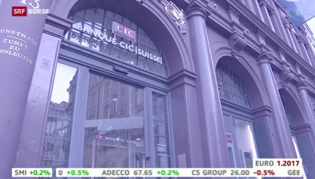 Video «SRF Börse vom 26.11.2014» abspielen
