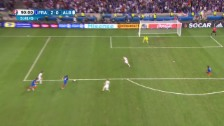 Laschar ir video «Live-Highlights: Frankreich - Albanien»