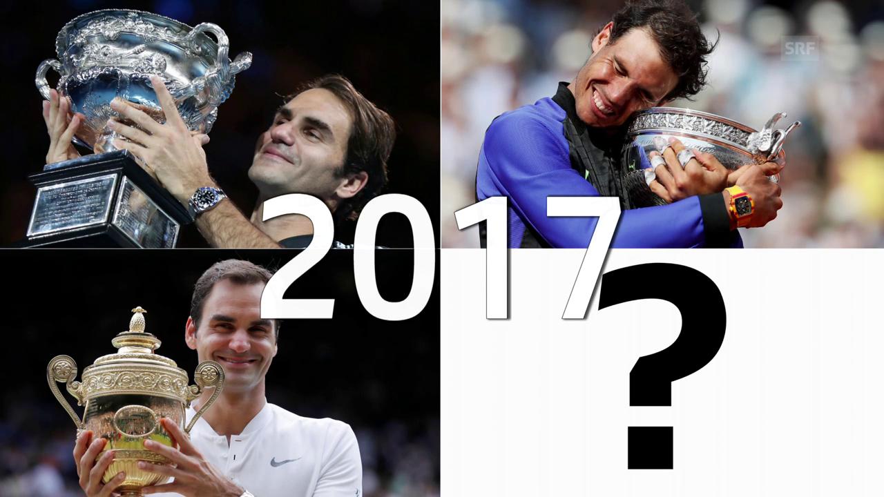 Gibt es wie 2006, 2007 und 2010 den «Fedal-Slam»?