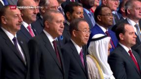 Video «Humanitärer Gipfel in Istanbul» abspielen