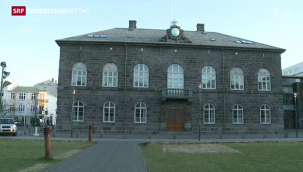 Video «Island: kein Interesse mehr an EU-Beitritt» abspielen