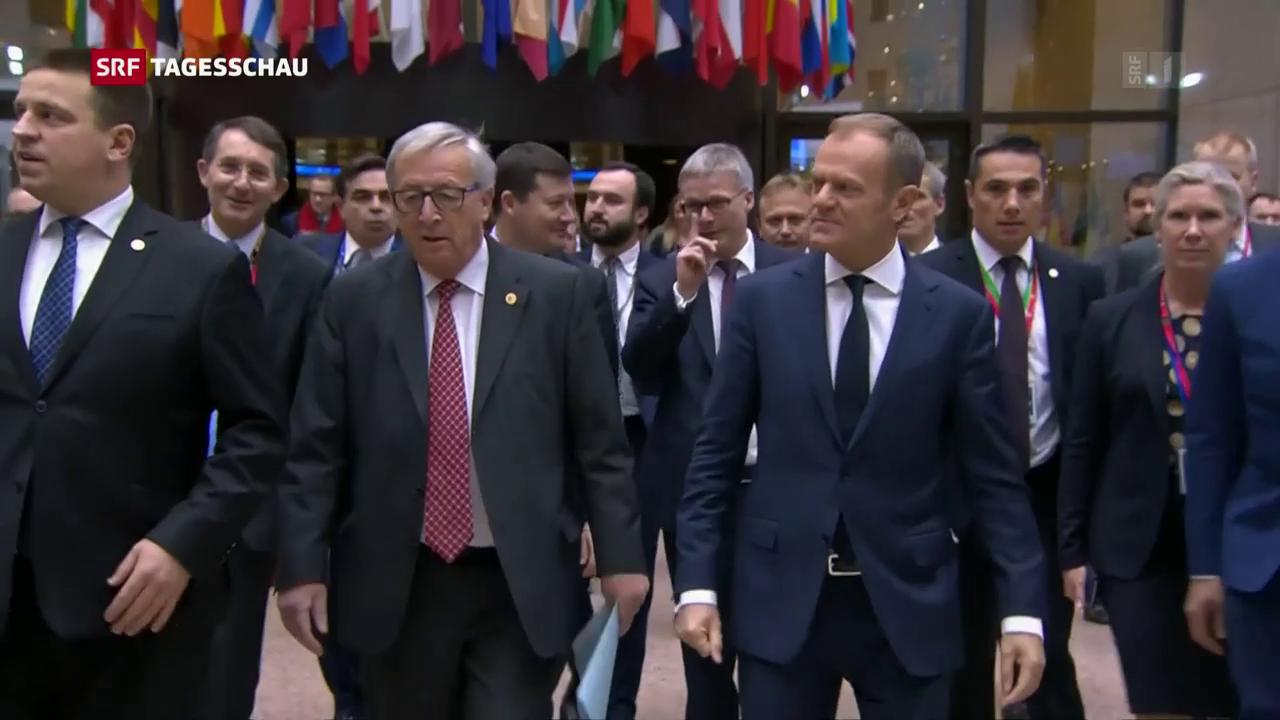 EU-Mitgliedsstaaten stimmen Phase 2 des Brexit zu