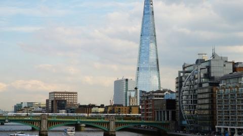 Faszination Wolkenkratzer: The Shard London (2/4)
