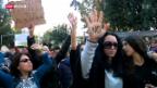 Video «EZB überlässt Zypern die Entscheidung» abspielen