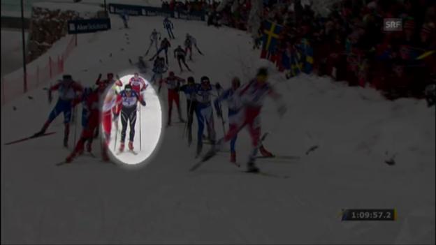Video «Rückblick: Cologna an den Titelkämpfen 2009 und 2011» abspielen