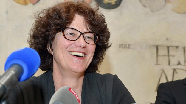 Ruth Genner will nicht mehr