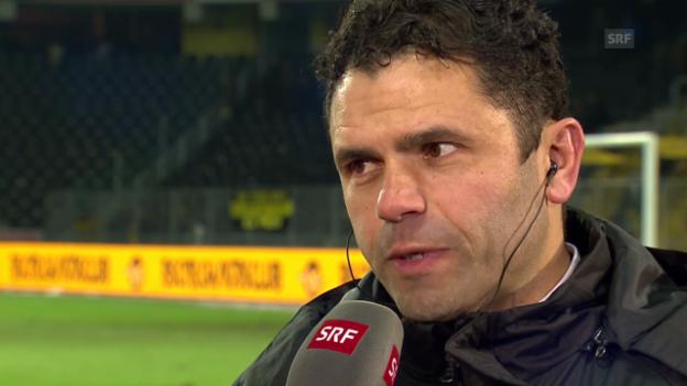 Video «Interview mit Uli Forte» abspielen