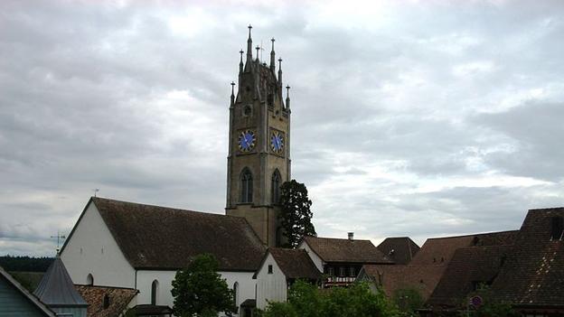 Glockengeläut der reformierten Kirche Andelfingen