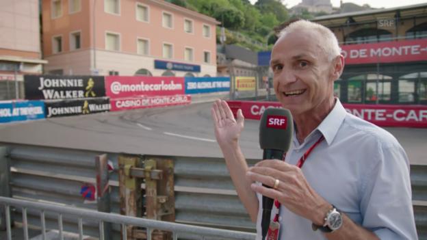 Video «Michael Stäuble: «Wer kein Vertrauen hat, verliert»» abspielen