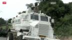 Video «Zentralafrikanische Republik ohne Präsident» abspielen