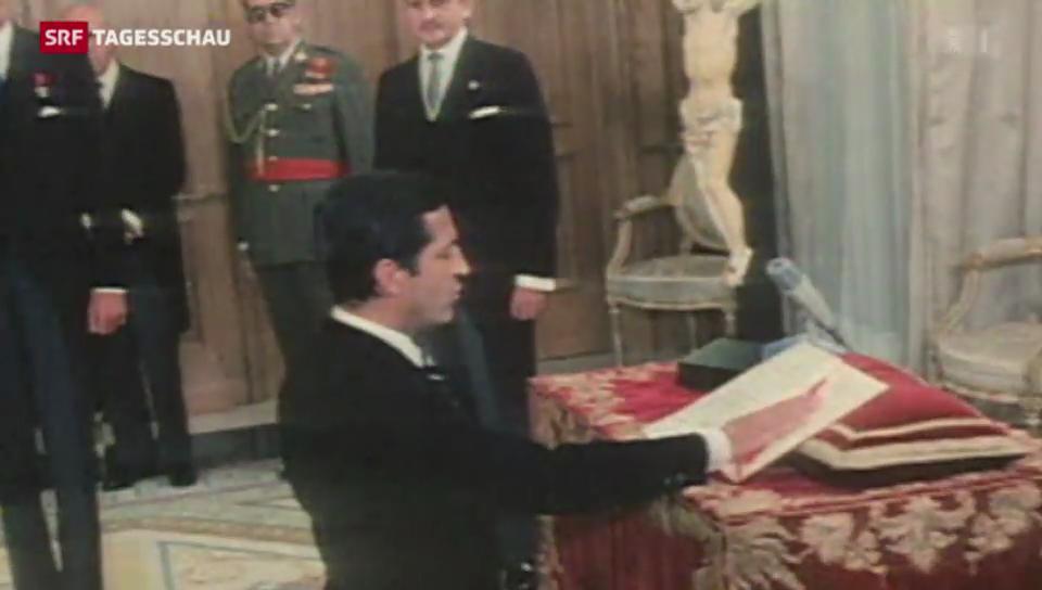 Spaniens Ex-Präsident Alfonso Suárez ist gestorben
