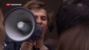 Video «Die Jugend ist wieder politischer» abspielen