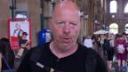 Video «Bankräuber ausser Dienst: Hugo Portmann beginnt neues Leben» abspielen