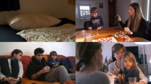 Au pair: Stress mit Fremdsprache und Kinderhüten (2/4)