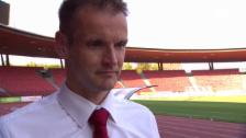 Video «Fussball: Ref Alain Bieri zum umstrittenen Penalty» abspielen