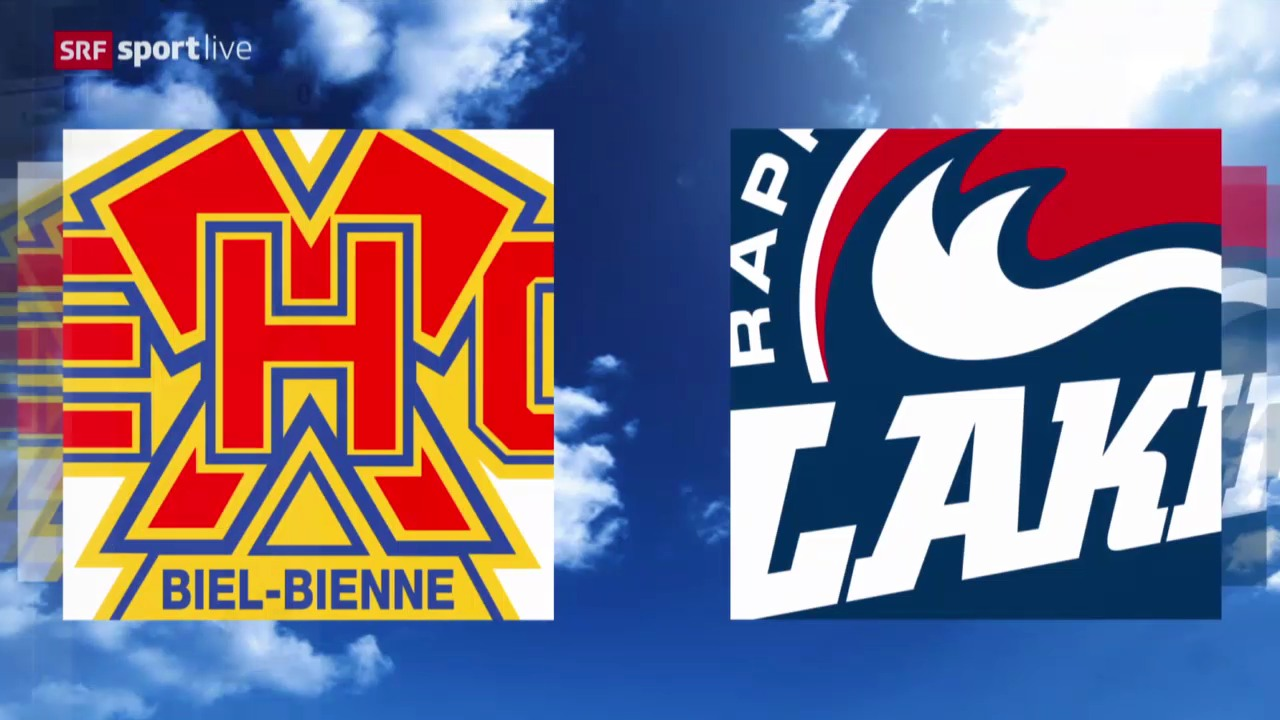 Eishockey: Platzierungsrunde, Biel - Lakers («sportlive», 13.03.2014)
