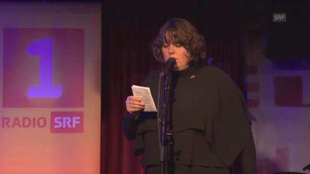 Video «Patti Basler zu 25 Jahre «Schnabelweid»» abspielen