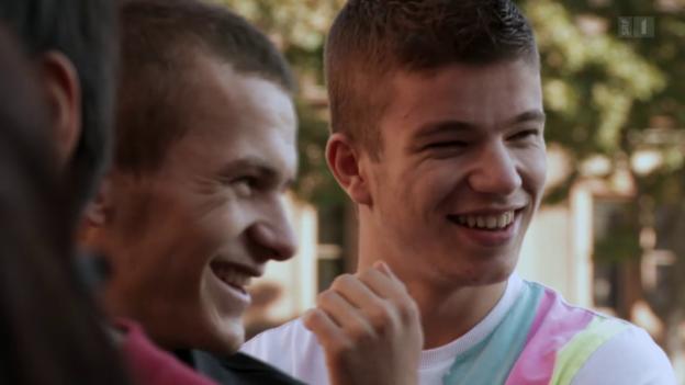 Video «Dokumentarfilm «Neuland»» abspielen