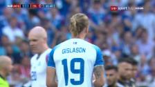 Link öffnet eine Lightbox. Video Gislason darf noch vor dem verschossenen Messi-Penalty ran abspielen
