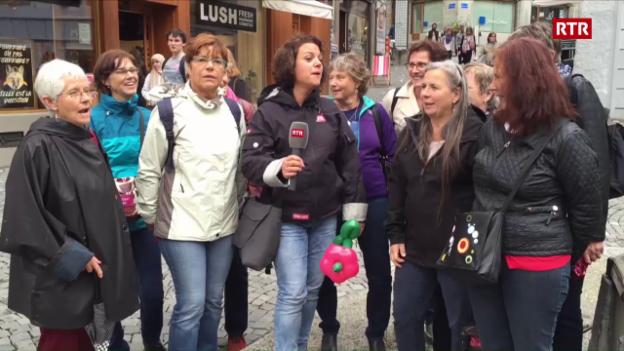 Laschar ir video «Label Suisse: Alice ed il frar Giachen»