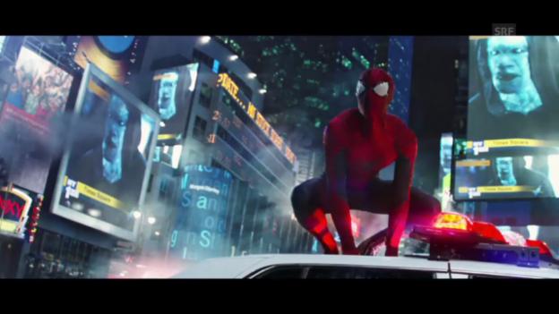 Video «Filmritik zu «The Amazing Spider-Man 2»» abspielen