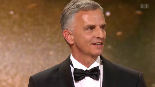 Video «Der Schweizer des Jahres: Didier Burkhalter» abspielen