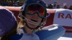 Video «Ski-WM, Vail/Beaver Creek, SL Frauen, 2. Lauf Shiffrin» abspielen