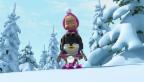 Video «Masha und der Bär (32): Chinderfreude - Elteresorge» abspielen