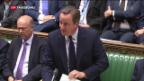 Video «Unsicherheit und Zwiespalt in Grossbritannien» abspielen