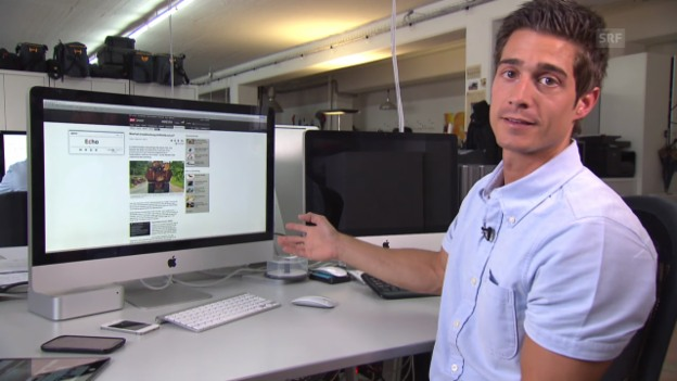 Video «Tutorial: Spritz auf dem Computer» abspielen