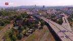 Video «Basel soll neue Autobahn-Umfahrung erhalten» abspielen
