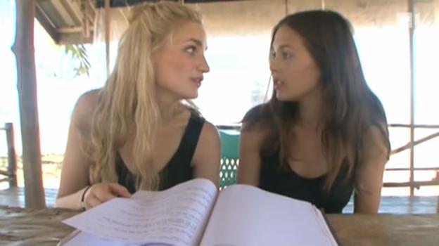 Video «Dreharbeiten «Das Missen Massaker» – Teil 3» abspielen