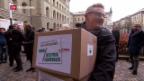Video «Fair-Preis-Initiative eingereicht» abspielen