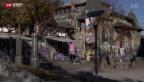 Video «Stadt Bern überprüft Vertrag mit Reitschule» abspielen