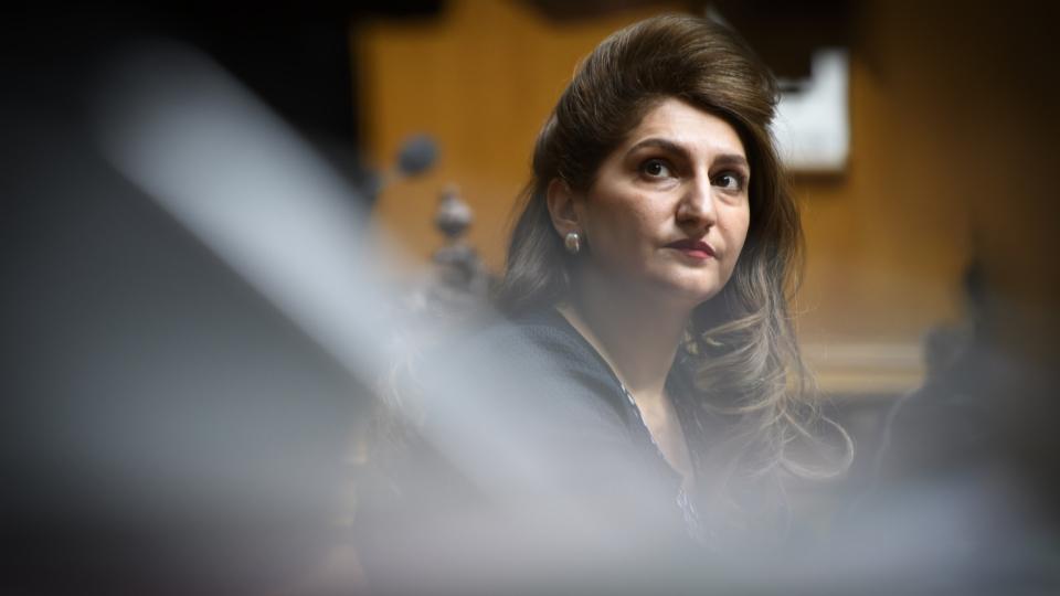 Die nationalrätliche Kommission sieht keinen Grund, die Immunität von Sibel Arslan aufzuheben.