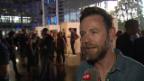 Video ««Blue Balls Festival»: Prominente trotzen dem Terror» abspielen