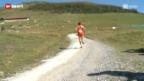 Video «Hohenwarter gewinnt Jungfrau-Marathon» abspielen