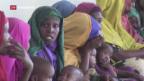Video «Schweizer Hilfe im Kampf gegen Hunger» abspielen