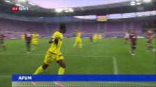 Video «Afum verpasst Saisonauftakt («sportaktuell»)» abspielen