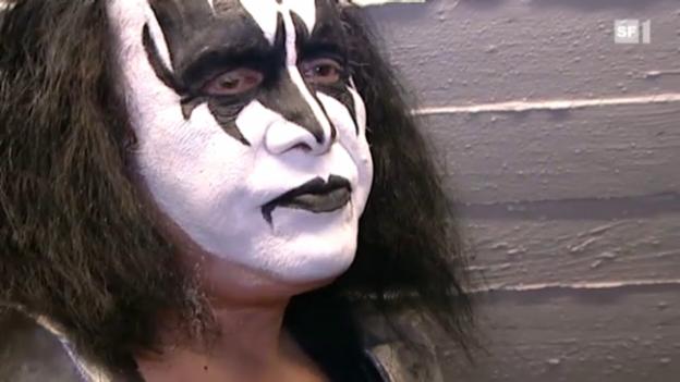 Video «Kiss im Zürcher Hallenstadion (2010)» abspielen
