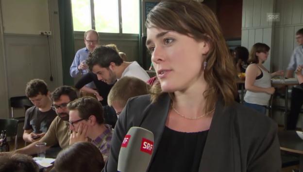 Video «Obreschkow: «Es war schwierig, unser Anliegen zu erklären»» abspielen
