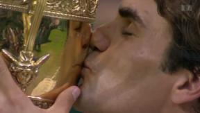 Video «Roger Federer: Wieder Vater von Zwillingen» abspielen