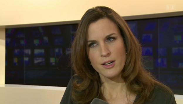 Video «Rückkehr: Cornelia Boesch ist wieder fit» abspielen