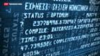 Video «Zukunft der Datenüberwachung» abspielen