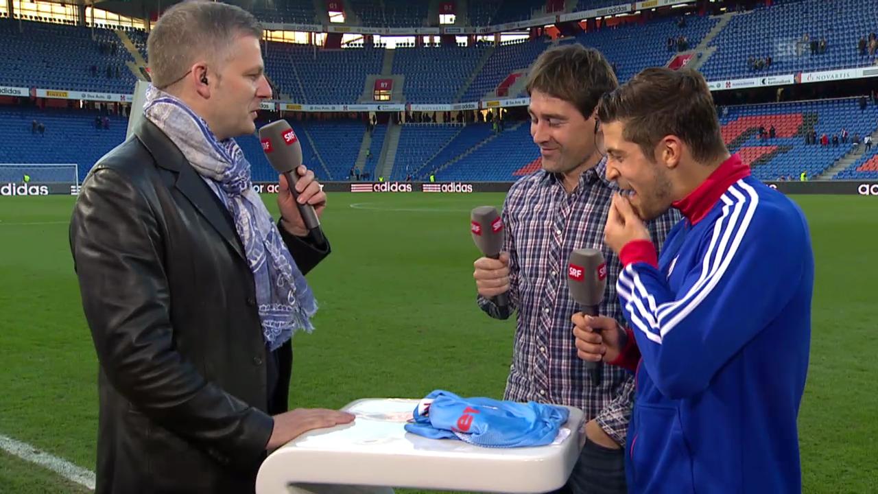 Fussball: Analyse mit Davide Calla und René Weiler («sportlive»)