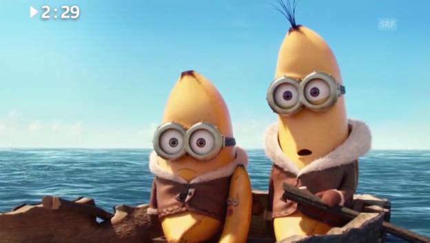 Video «Filmstart diese Woche: «Minions»» abspielen