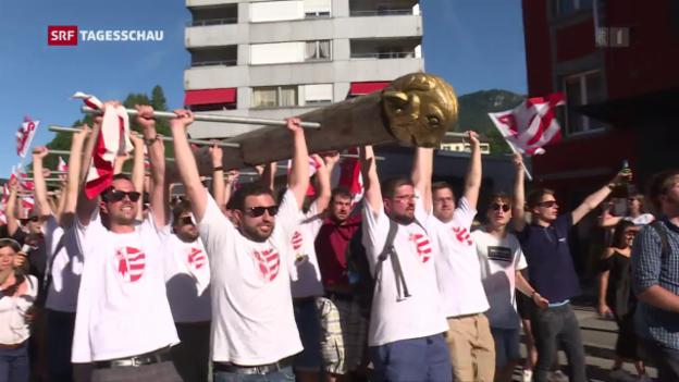 Video «Tagesschau vom 19.06.2017, 19:30» abspielen